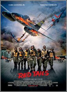 Red Tails – DVDRip – AVI + RMVB Legendado