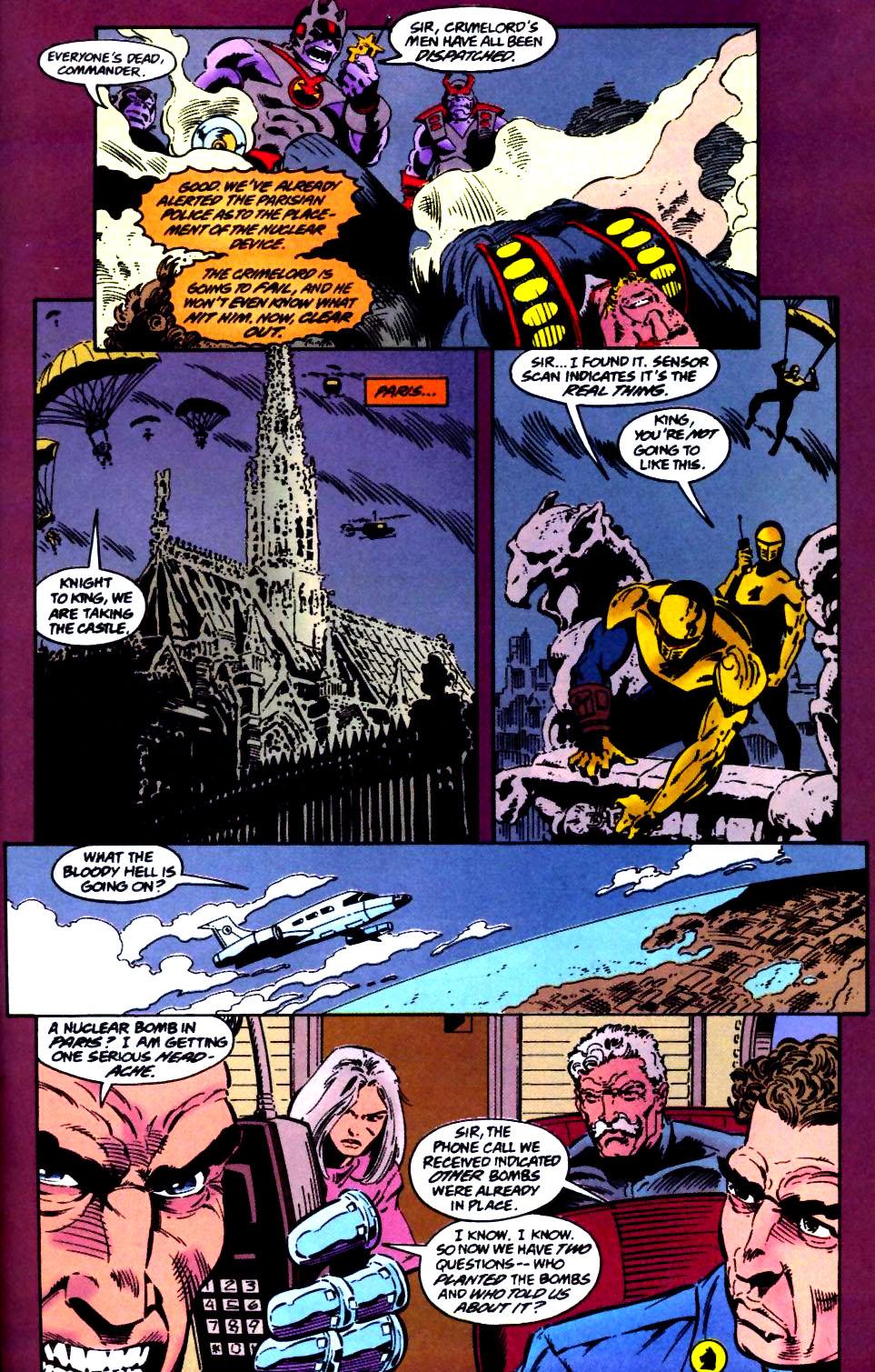 Deathstroke (1991) Issue #47 #52 - English 20