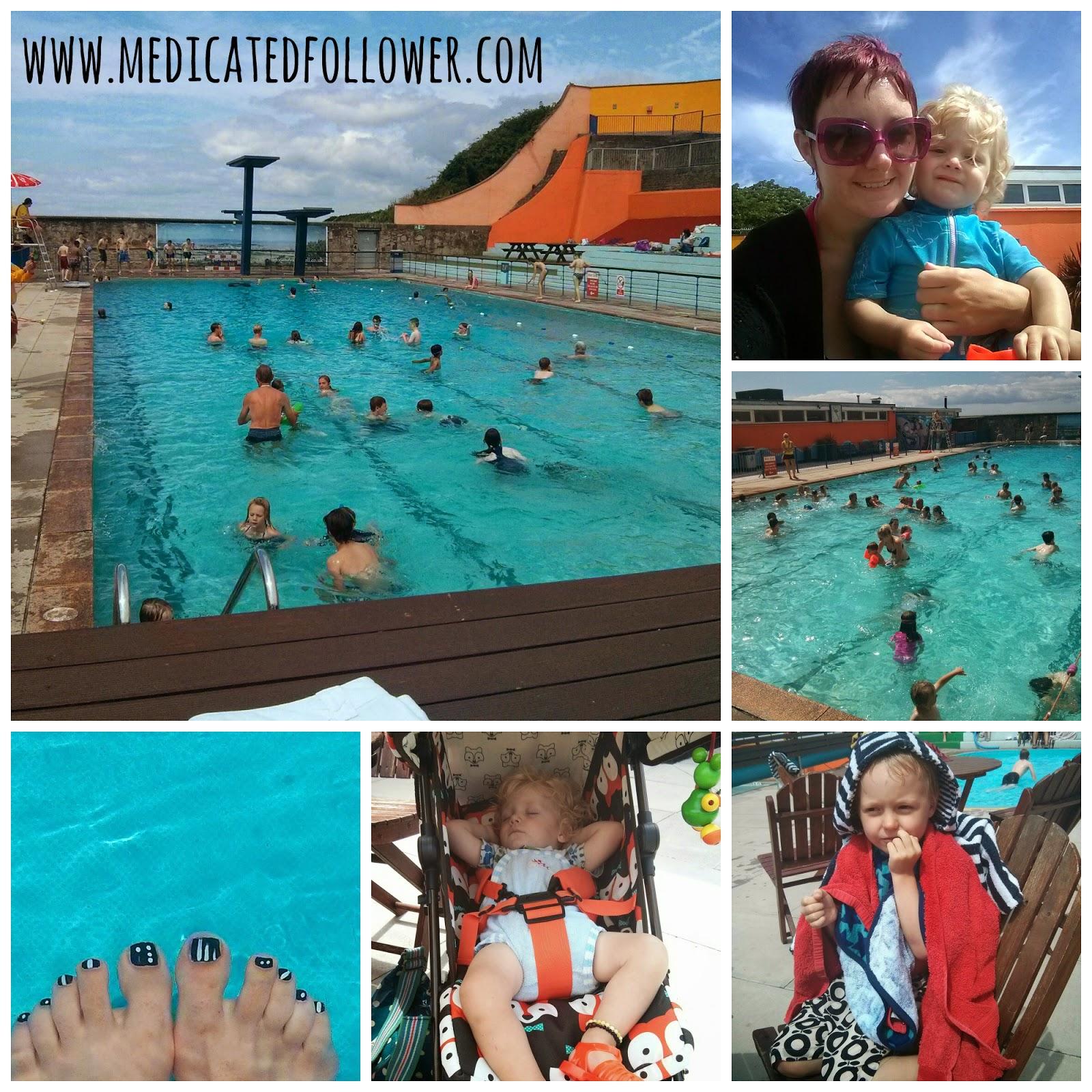 Portishead Lido Open Air Pool