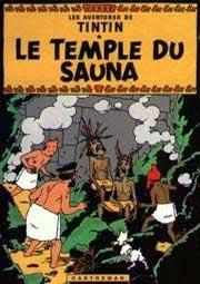 parodie de titre de dessin animé Le+temple+du+sauna