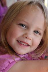 Audrina Sativa 3 years old