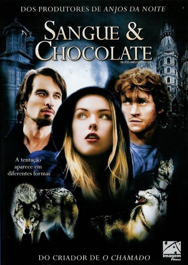 Sangue e Chocolate – Dublado (2007)