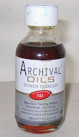 Archival Fat Medium - alkyd oil medium