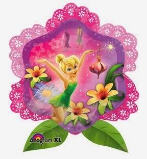 Tink Flower Balloon