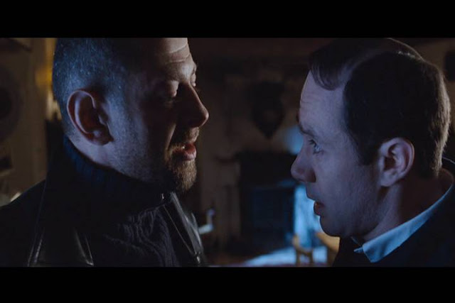 Andy Serkis and Reece Shearsmith in The Cottage