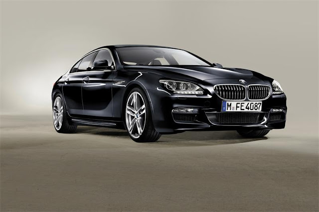 BMW 650i Coupe 2013