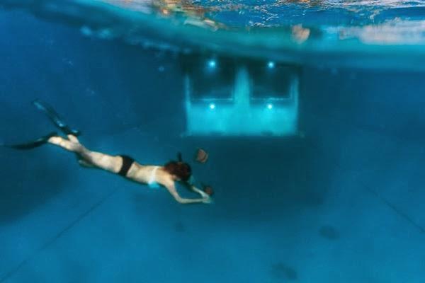 Underwater Hotel Room Usa