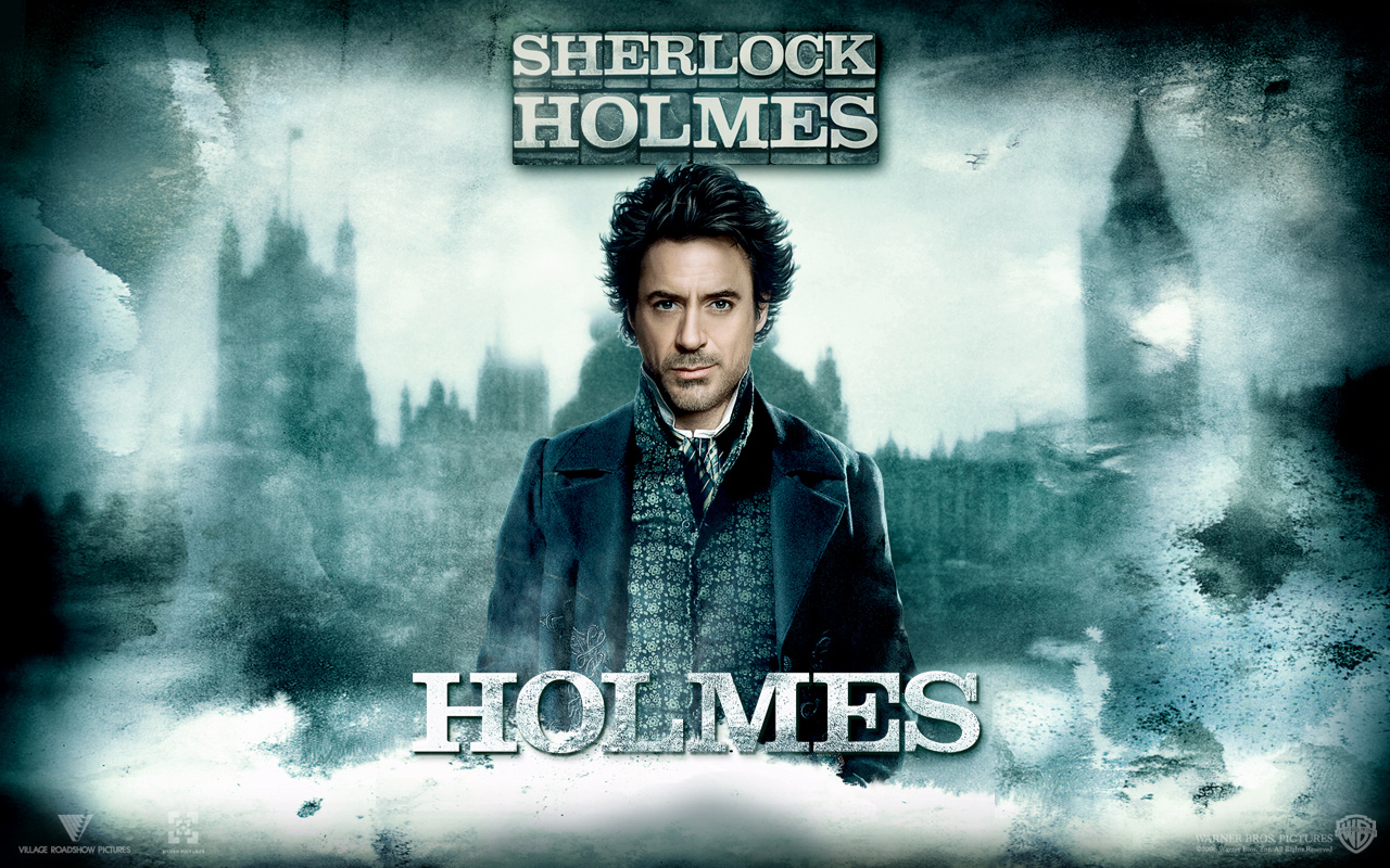 Sherlock Holmes Robert Downey Jr Wallpaper Images