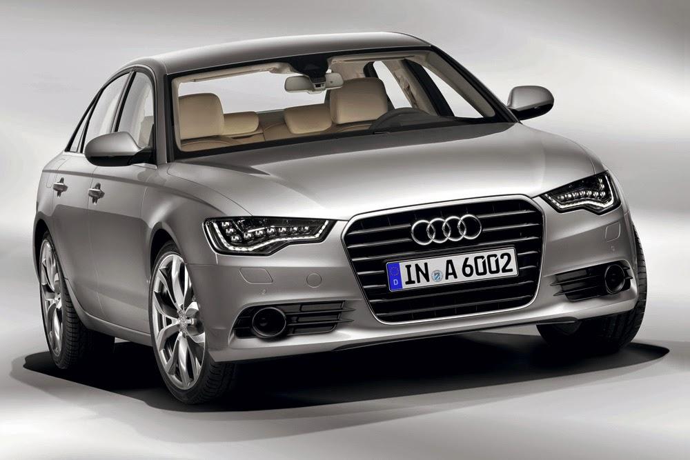 Gambar Dan Spesifikasi Audi 6 2.0 TFSI