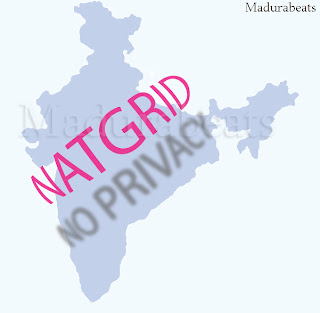 Natgrid -  Your online data is not safe for safety, National security