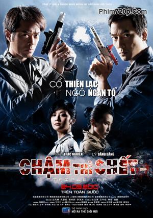 Triple Tap 2010 poster