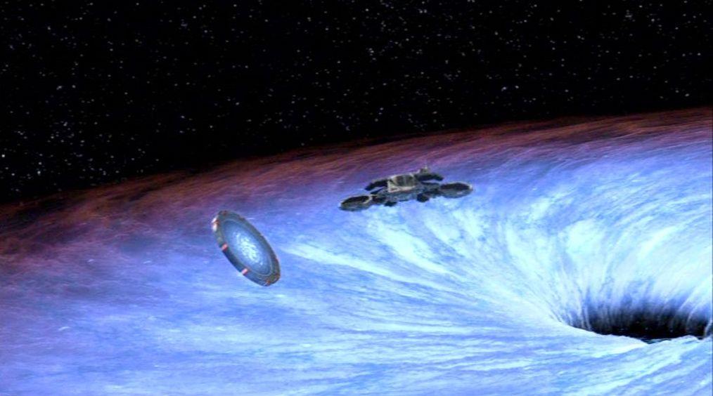 pegasus galaxy black hole sound - photo #2