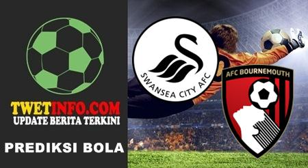 Prediksi Swansea City vs Bournemouth