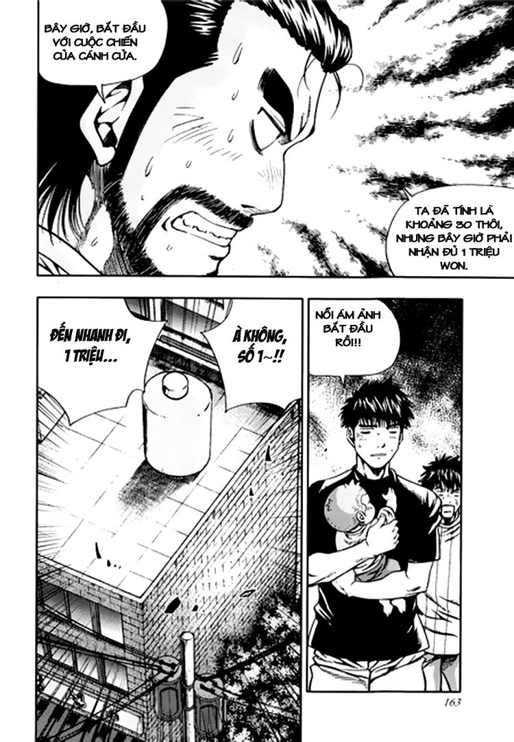 Kid Gang – Nhóc siêu quậy chap 180 – End Trang 17 - Mangak.info