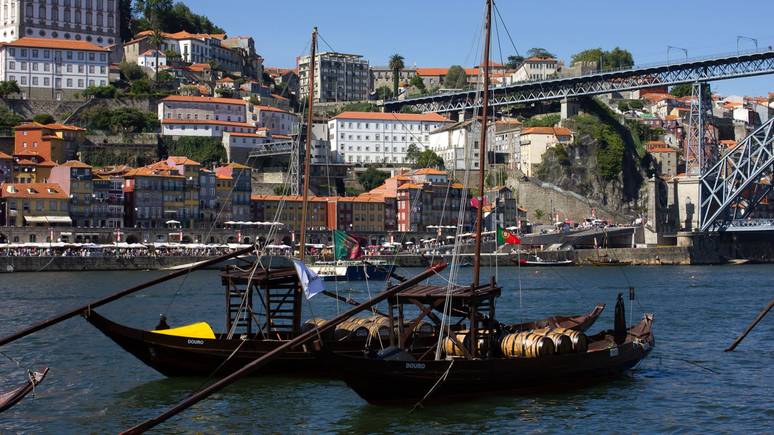Porto Portugal  City new picture : Travel & Adventures: Porto. A voyage to Porto, Portugal, Europe.