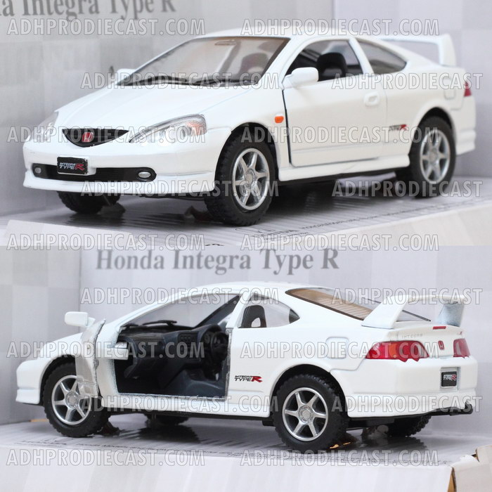 Miniatur Honda Integra Type R (White-32K)