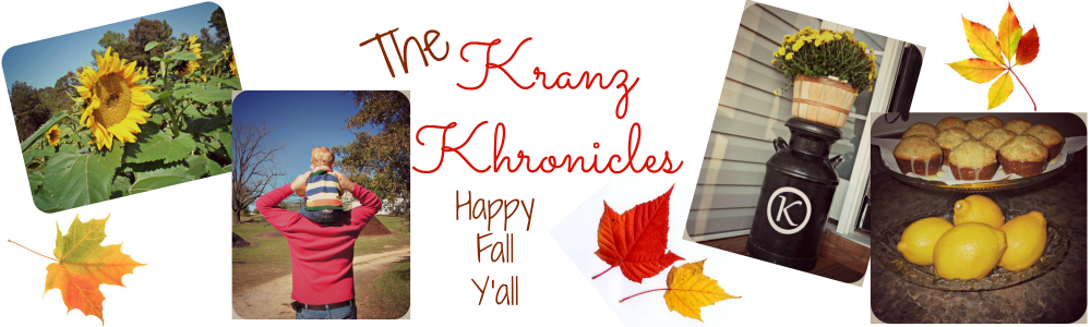 The Kranz Khronicles