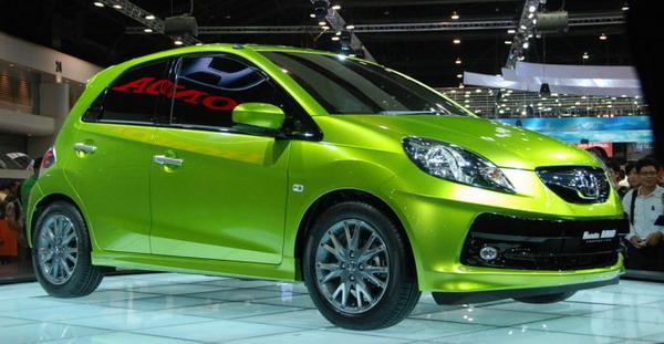 Honda Siap Ramaikan Pasar Varian low MPV pada 2014