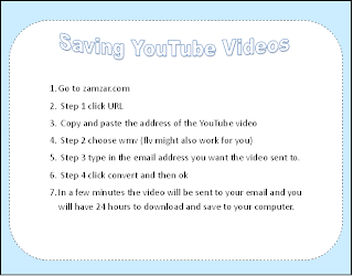 how to save youtube videos to your computer