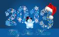Imágenes con mensajes de Año Nuevo para Facebook 3