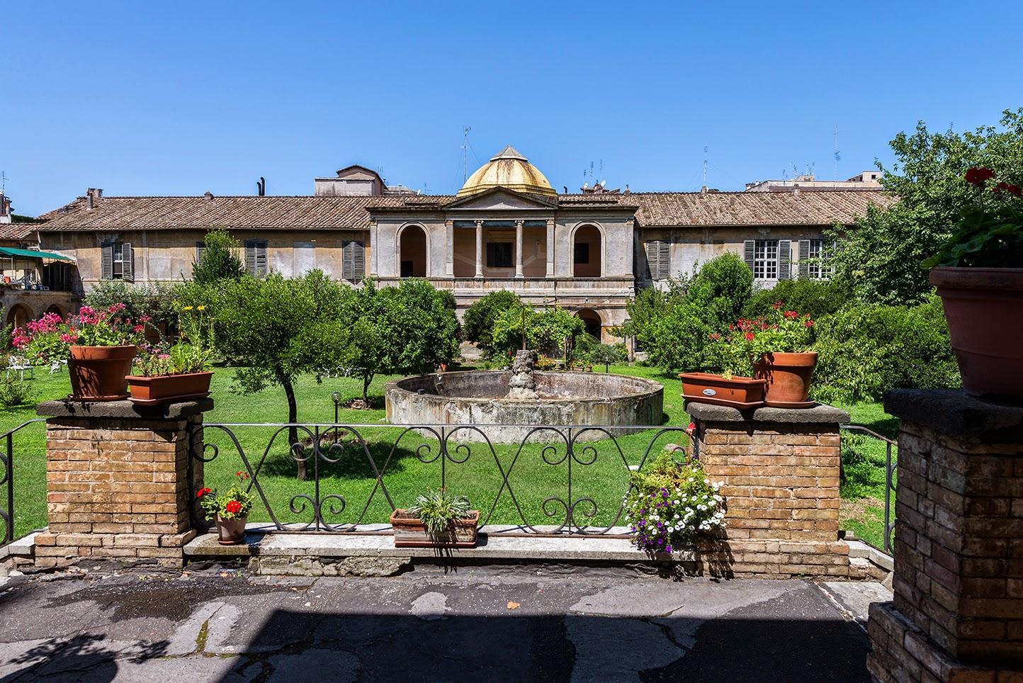 Castello di torcrescenza giardini da sogno alle porte di roma