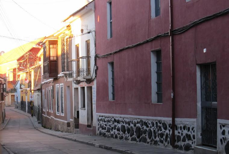 Calle Simón Chacón