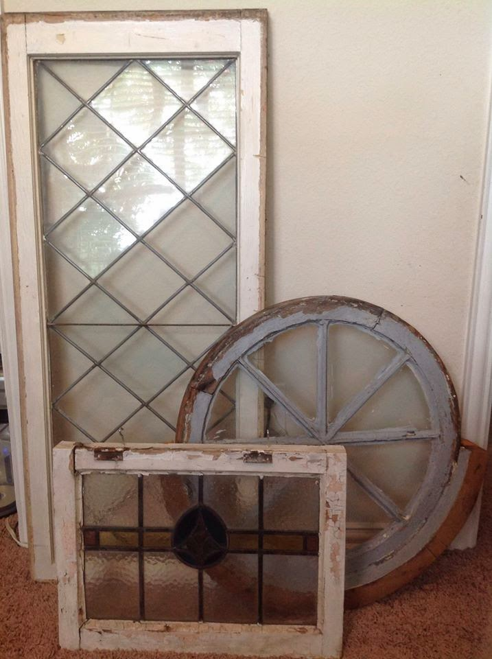 The farmhouse porch antique windows for Farmhouse windows