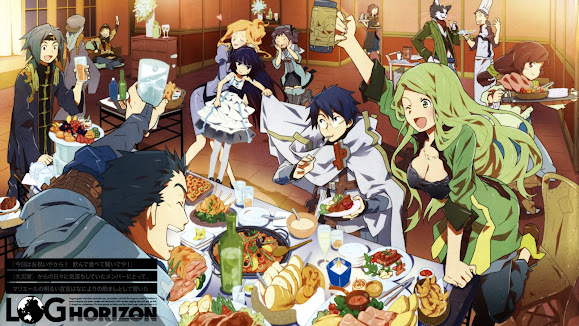 Log Horizon Party 1n