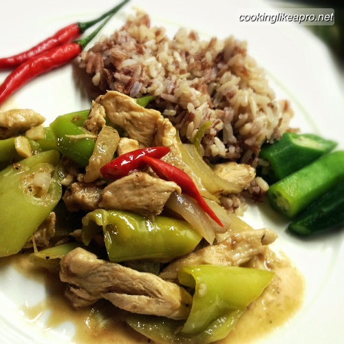 Cooking chili chicken halal food recipe quick and easy recipes cooking chili chicken halal food recipe forumfinder Image collections