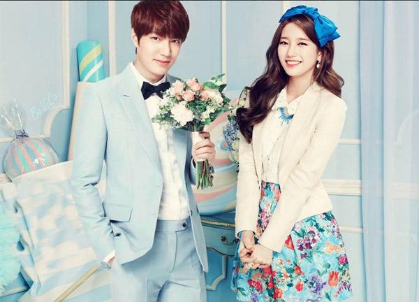 Suzy (miss A) thể hiện tình yêu với Lee Min Ho qua hit mới?