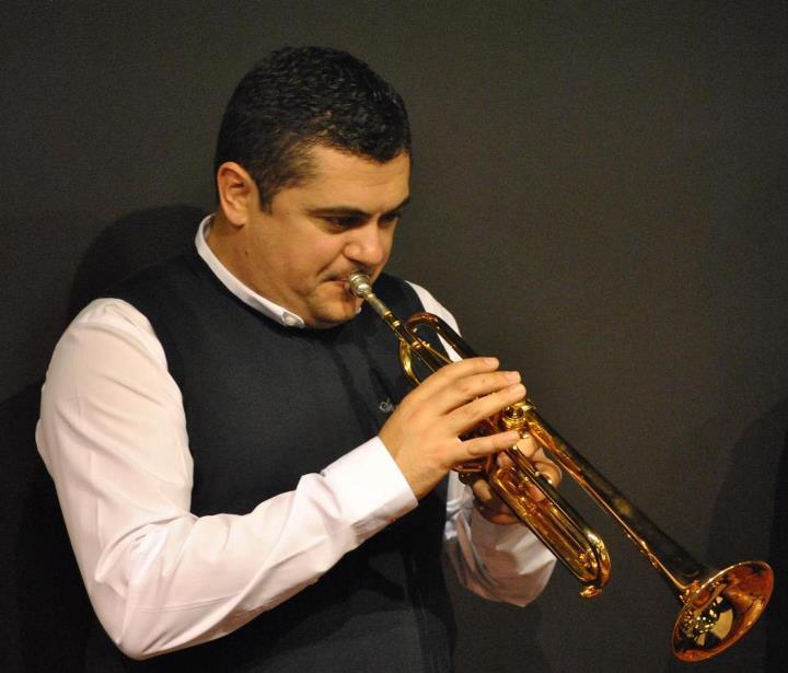 Resultado de imagen de trompetista Chano Gil