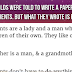 8 Year Olds Write Best Paper Ever On Grandparents. This Is Priceless.