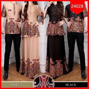 Busana: Dress Batik Couple Ramlan Endah (BHM-080)