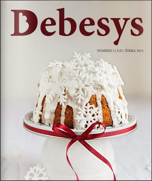 """Maisto tinklaraštininkų žurnalas """"Debesys"""""""