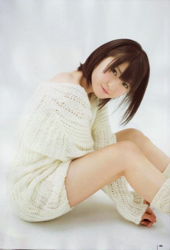 Sayuri Inoue UTB Magazine