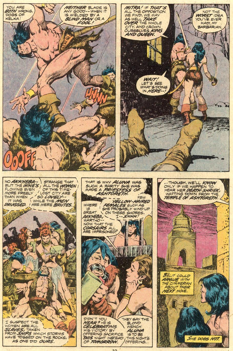 Conan the Barbarian (1970) Issue #71 #83 - English 7