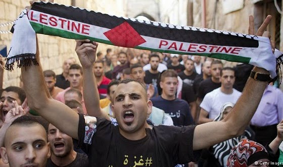 Palestina man