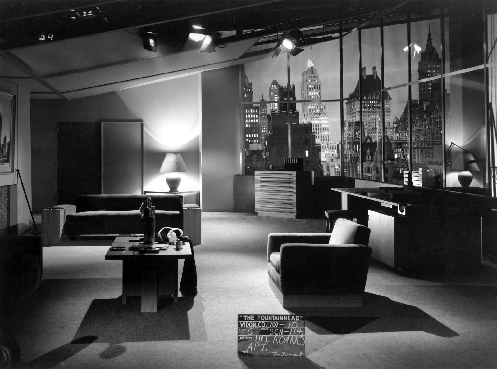 Eventized A Michael Neno Blog The Fountainhead Set Design