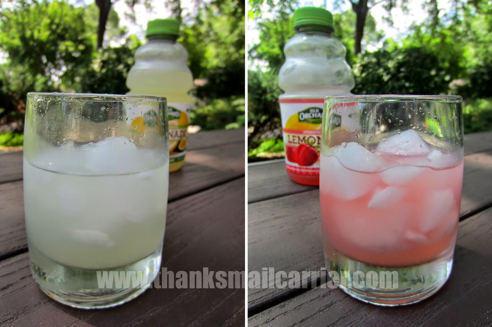 Old Orchard lemonade review