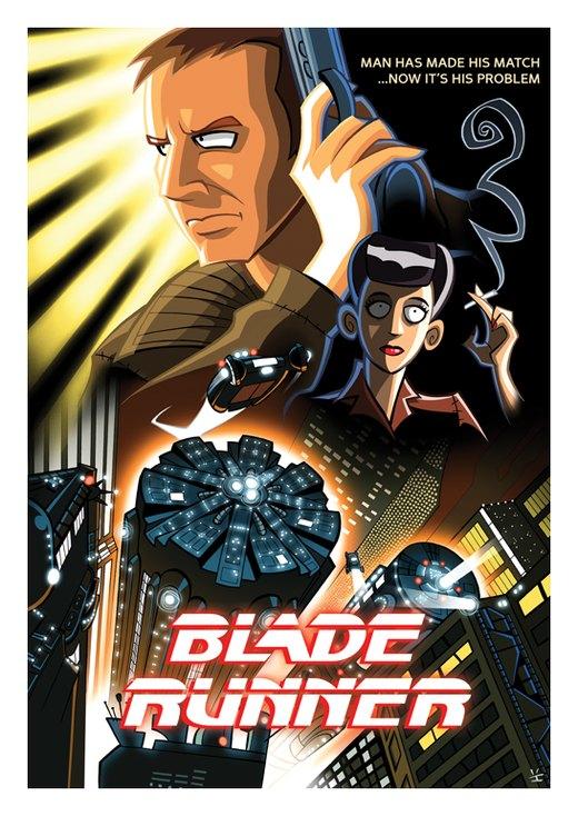 Blade Runner [cinemarium] por inkjava