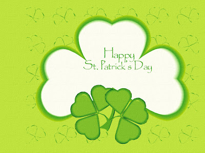 Free Download St. Patrick's Day PowerPoint Background 5