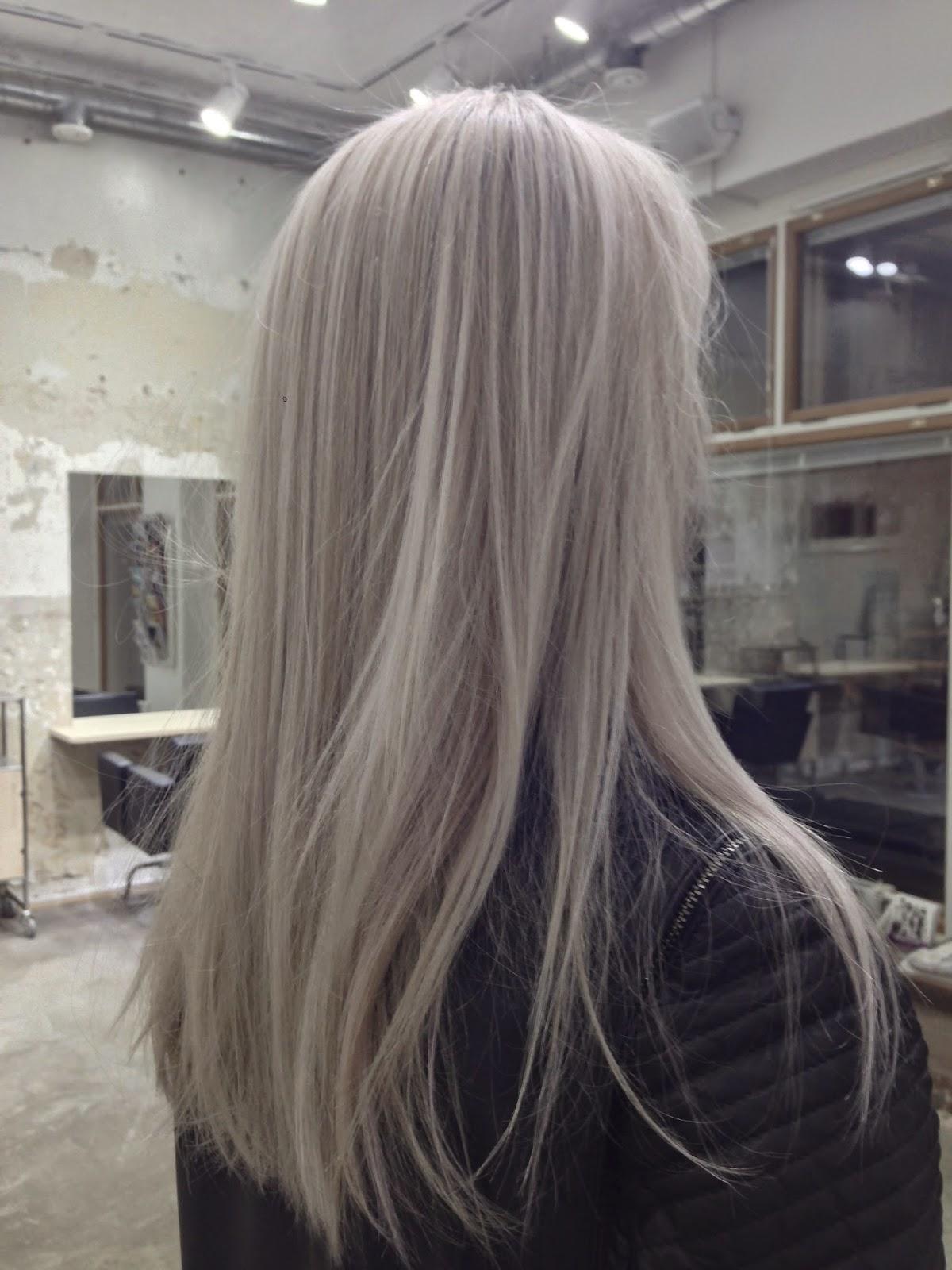 Olaplex, Platinum blonde, Qhair