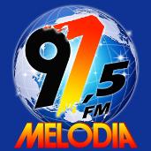ouvir a Rádio Melodia FM 95,7