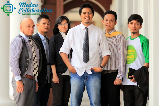Medan Collaboration Business Supporting