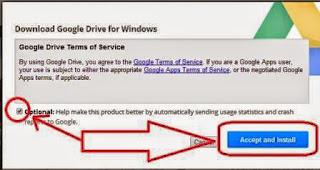 Google Drive Download Dan Cara Install