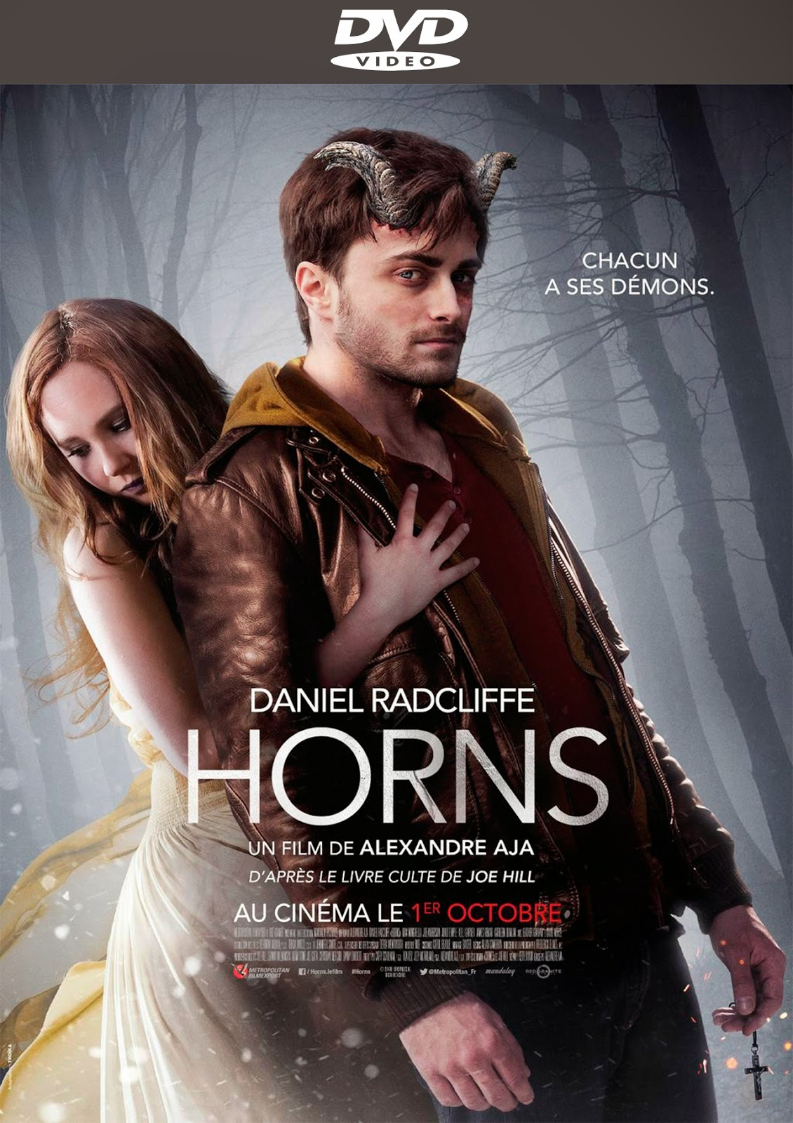 Horns [2014] [DVD Full]
