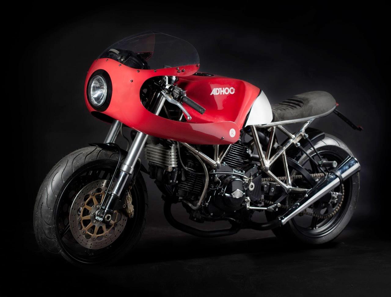 Ducati 750 Ss 1998 Adroca Rocketgarage Cafe Racer