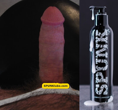 Spunk lube looks like real cum