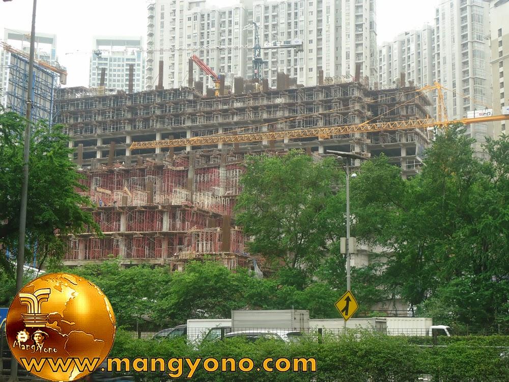 Proyek Apartemen SOHO Podomoro City atau Apartemen SOHO Central Park