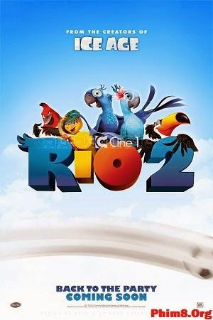 Xem Phim Vẹt Đuôi Dài Rio 2